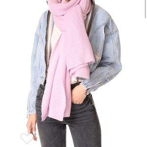 Free People Kennedy Scarf Lavender